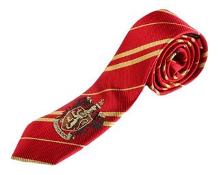Harry Potter Disfraz Corbata De Gryffindor Bordada Oficial