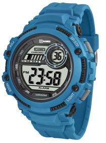 Relógio X-games Masculino Azul Xmppd522bxdx