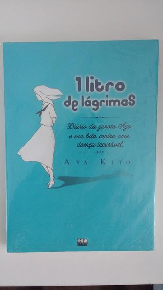 1 Litro De Lágrimas - Aya Kito - Novel - Livro - New Pop
