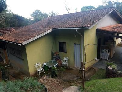 Casa Térrea Com 500 Mtss De Terreno Estuda Permuta Parcela