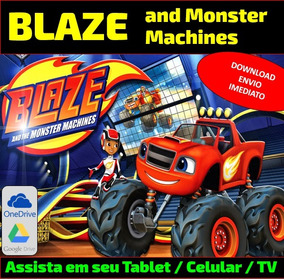 Download - Blaze And The Monster Machines