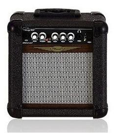 Cubo Para Guitarra Oneal Ocg50 Preto 20w + Nf