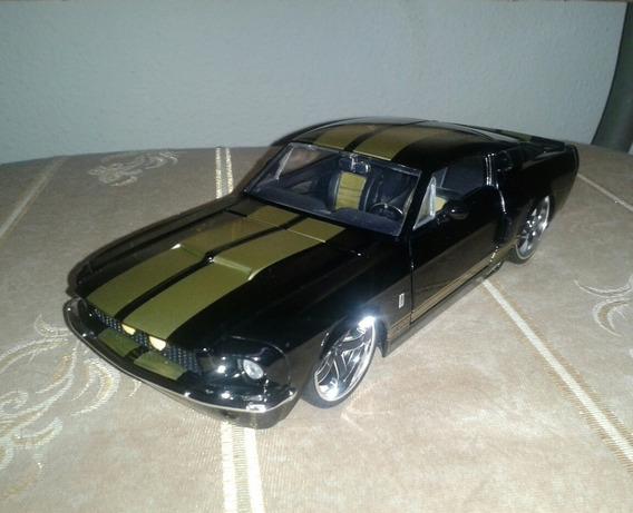 Ford Shelby Mustang 1967 Escala 1/24 Colección Jada 30vds