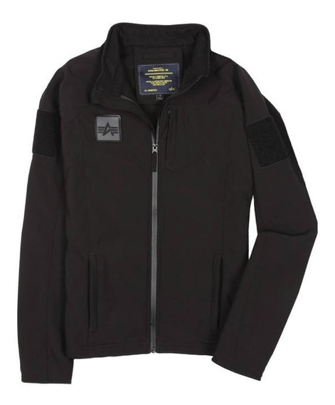 Campera Alpha Industries Robinson Softshell Impermeable