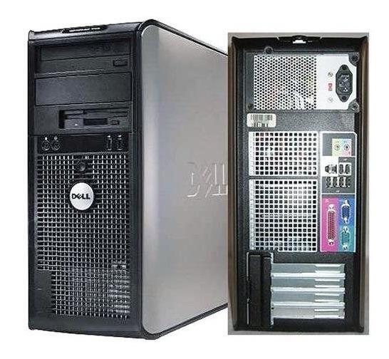 Torre Dell Optiplex Core 2 Quad Q9650 3gz Mem 8gb Ssd120gb