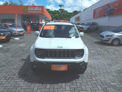 Imagem 1 de 11 de Jeep Renegade 1.8 16v Flex Longitude 4p Automático