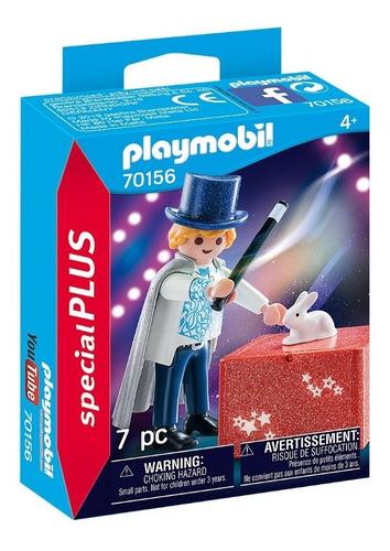 Playmobil Special Plus - Mago Con Varita Magica - 70156