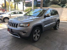 Jeep Grand Cherokee 3.6 Limited Lujo V6 4x2 At 2015