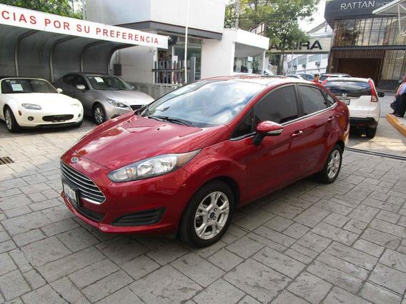 Ford Fiesta 4p Se L4/1.6 Aut