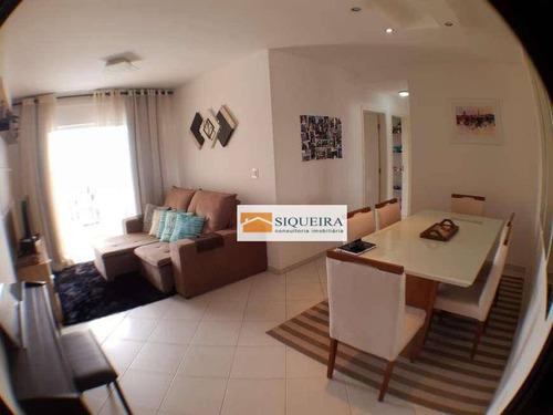 Imagem 1 de 7 de Residencial La Vista Guadalajara - Apartamento Com 3 Dormitórios À Venda, 87 M² Por R$ 460.000 - Jardim Guadalajara - Sorocaba/sp - Ap1957