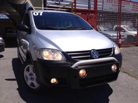 Volkswagen Crossfox 1.6 Total Flex 5p