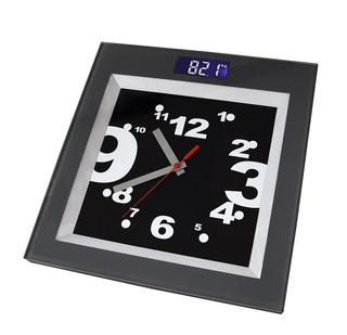 Balança Corporal Digital Com Relógio 28004 Incoterm
