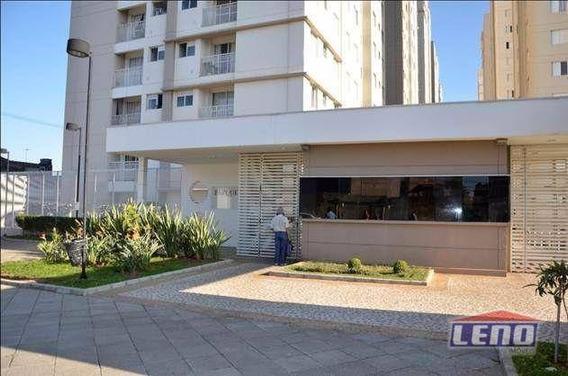 Apartamento Com 2 Dormitórios À Venda, 47 M² Por R$ 260.000 - Ponte Grande - Guarulhos/sp - Ap0489