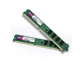 Memória Kllisre Ddr3, 1600 Mhz,8 Gb, Embalagem Original