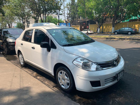 Nissan Tiida Custom 2012 Factura Agencia Estandar