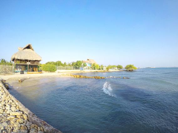 Lote Con Playa En La Isla De Bocachica