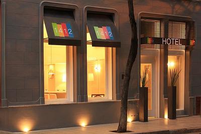 Hotel En Rosario - 1412 Hotel Boutique De Lujo 4*