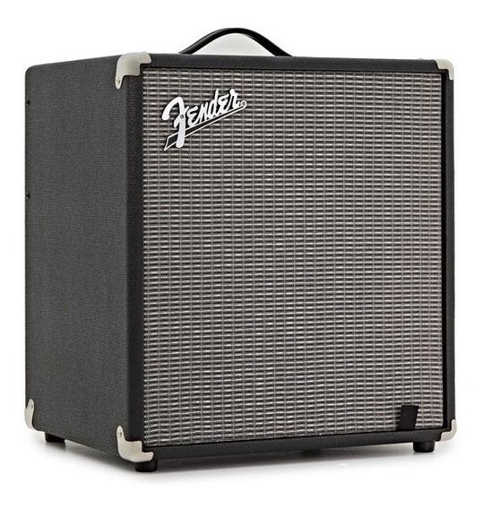 Amplificador Para Bajo Fender Rumble 100 (nuevo) Envio Grati