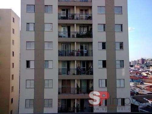 Apartamento Para Venda Por R$270.000,00 - Vila Guilherme, São Paulo / Sp - Bdi16541
