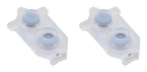Rubber Pads Gomas Conductoras L1 R1 L2 R2 Ps4 030 040