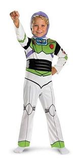 Disfraz De Toy Story Clásico De Buzz Lightyear Para Niño
