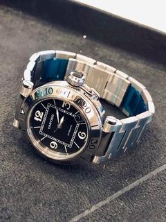 Reloj Pasha De Cartier Seatimer 40mm