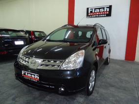 Nissan Grand Livina 1.8 Sl Flex Aut. 2012 Completo