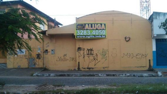 Galpão Comercial Para Locação, Conjunto Ceará, Fortaleza - Ga0006. - Ga0006