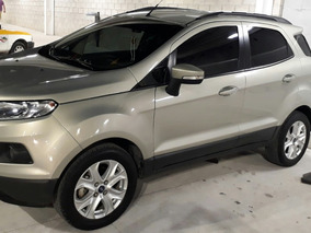 Ford Ecosport Modelo 2017. Std. Único Dueño. $245 Mil Pesos.