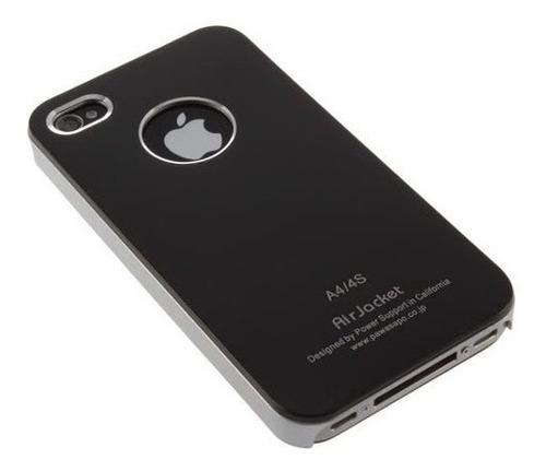 Carcasa Fabricada En Aluminio Marca Airjacket iPhone 4