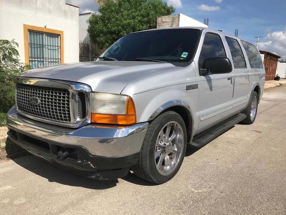 Ford Excursion U1l Limited V10 Mt 2002