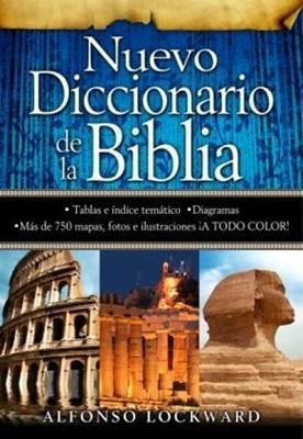 Imagen 1 de 1 de Nuevo Diccionario De La Biblia Editorial Unilit