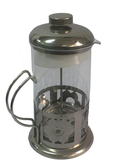 Cafetera Embolo 600 Ml Mod Flor