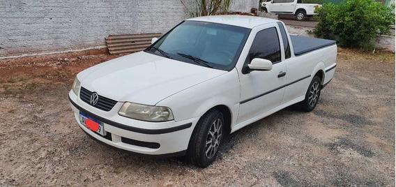 Volkswagen Saveiro 1.8 Gasolina 2002