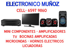Tecnico,reparacion Tv Audio Video Y Otros