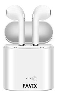 Fone Bluetooth Favix Fxly-01 Earman Sem Fio Stereo I7 I8 Tws