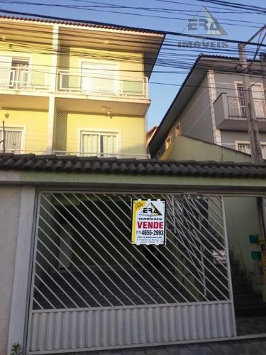 Sobrado Residencial À Venda, Arujamerica, Arujá - So0232. - So0232