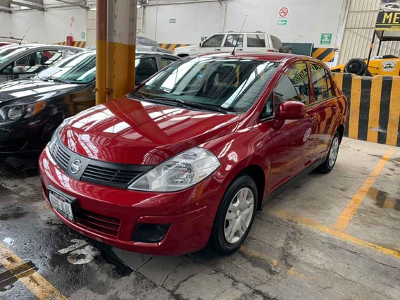 Nissan Tiida 1.8 Advance Std 6 Vel Ac 2017
