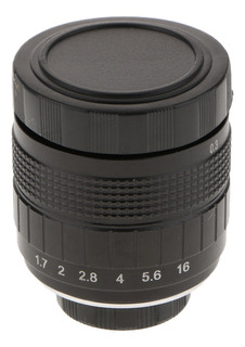 Lente Fija De Cámara Compatible Con Canon Eos M Nikon Sony