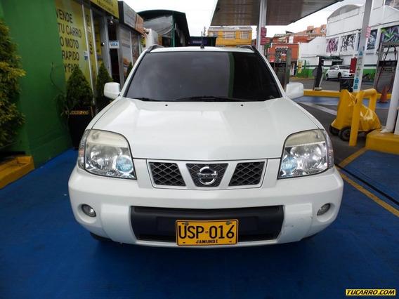 Nissan X-trail 2.200cc Mt 4x4
