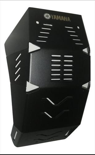 Protector Pechera Yamaha Xt 660 Aluminio 3mm Dilata El Calor