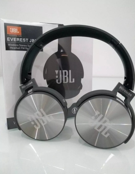Fone De Ouvido Jbl Via Bluetooth Qualidade 100%
