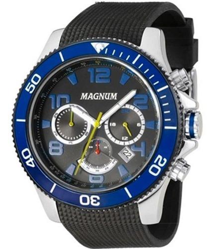 Relógio Masculino Magnum Original Ma33308a