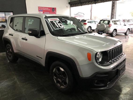 Jeep Renegade Sport 1.8 Flex 4p Automática