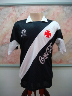 Camisa Futebol Vasco Rio Janeiro Rj Finta Jogo Bebeto 1737