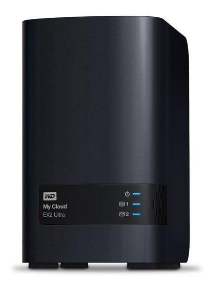Dispositivo Externo Wd My Cloud Ex2 Ultra Nas 20tb