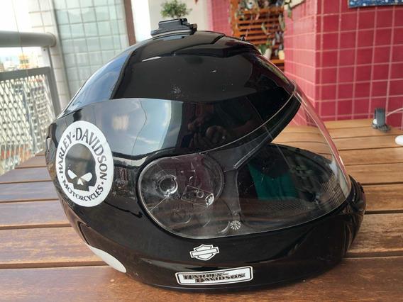 Capacete Original Harley Davidson Hd-h23