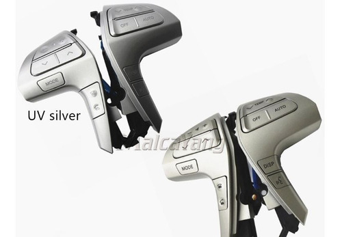 Mandos Controles Full Botones Timón Toyota Fortuner Y Hilux