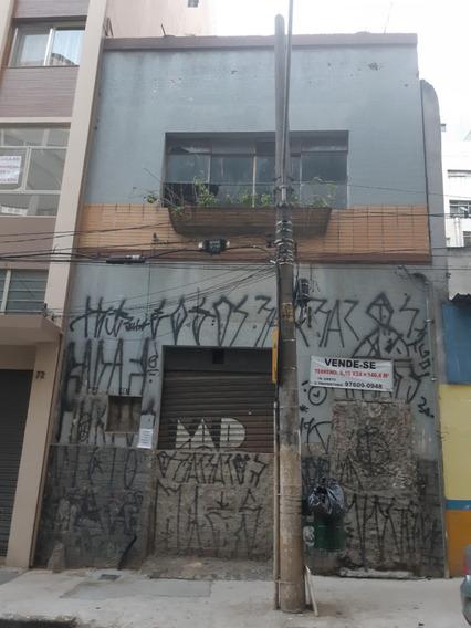 Sobrado Próximo Camara Dos Vereadores Na Bela Vista