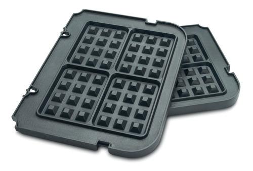 Imagen 1 de 1 de Accesorio Placas Para Waffles Cuisinart Gr-wafp